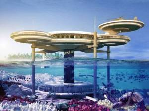 As plans are revealed for the first underwater hotel, here are the top 10 most unusual hotels around the world – The Independent